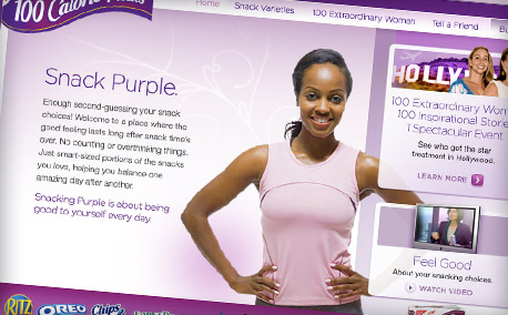 "100 Calorie Packs | ""100 Women"" Website"