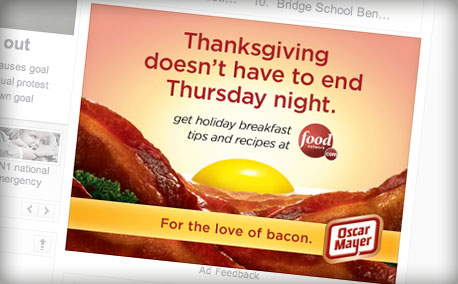 "Oscar Mayer | ""Bacon Sunrise"" Media Campaign"